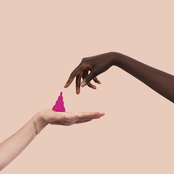 couple menstruelle pour les règles
