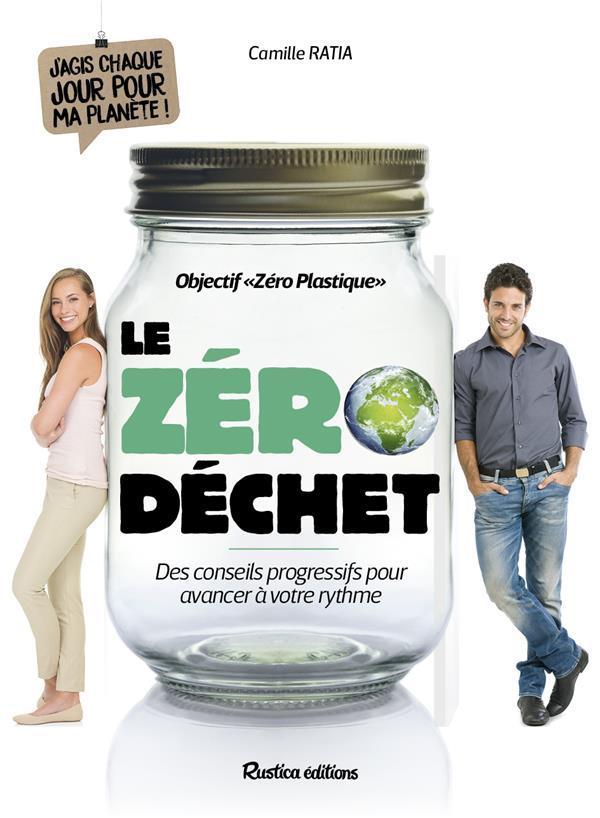 """Camille explique dans son livre """"Le Zéro Déchet"""" comment faire des économies"""
