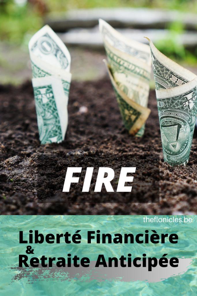 Fire : indépendance financière et retraite anticipée