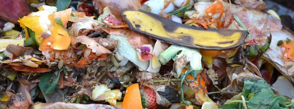 Déchets ménagers au compost